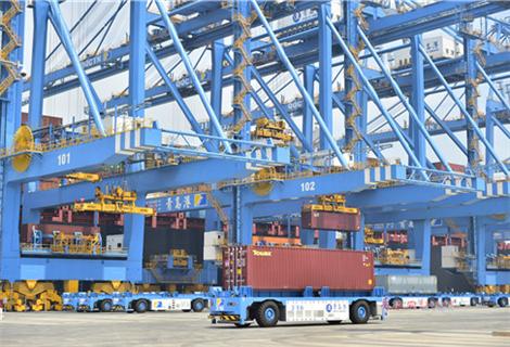 全国港口货物放行时间排名:青岛港两项数据挤进前四