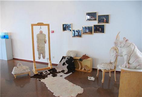 """青岛首度开启""""雕塑双年展""""打造雕塑展览盛会"""