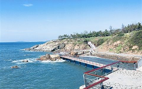 """西海岸蓝色海湾整治——三年""""整""""出130公里魅力蓝湾"""