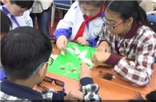 来青岛上生物课,台湾学生被3D震撼