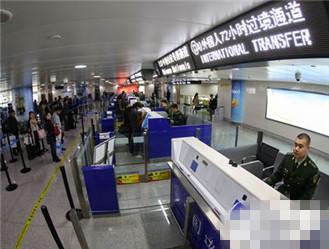 青岛机场口岸今起实施72小时过境免签政策 山东首个
